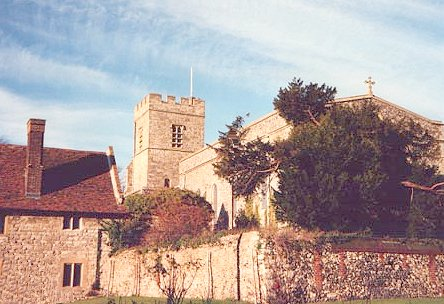 St Mary Magdalene, Cobham Church